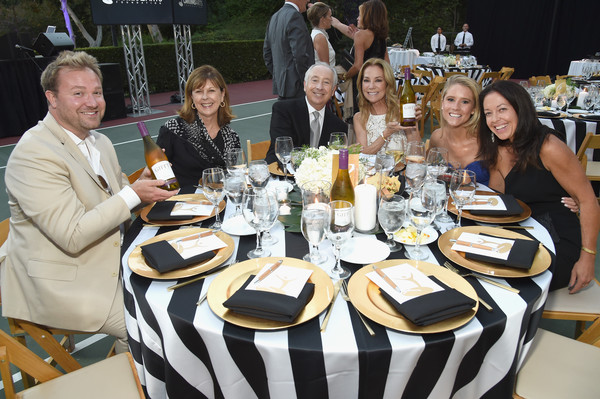 The COTA Awards (Celebration Of The Arts) - Inside [meal,event,lunch,dinner,rehearsal dinner,banquet,brunch,party,table,team,guests,cassidy gifford,kathie lee gifford,c,cota awards,inside,the cota awards,malibu,california,celebration of the arts]
