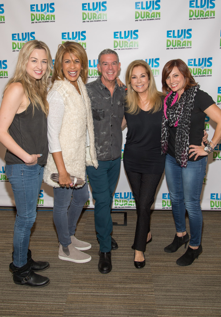 kathie lee gifford and hoda giveaway elvis duran and danielle monaro photos photos kathie lee 8820