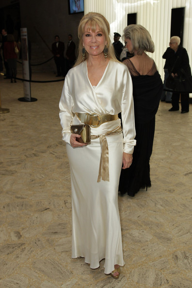 Literacy Partners 26th Annual Evening Of Readings Gala [clothing,white,fashion,lady,blond,costume,dress,fashion design,outerwear,event,literacy partners,new york city,lincoln center,david h. koch theater,literacy partners 26th annual evening of readings gala,gala,kathie lee gifford]
