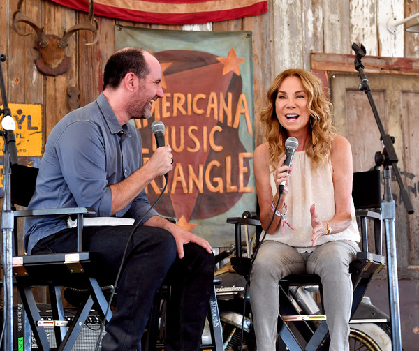 Pilgrimage Music And Cultural Festival 2019 - Day 2 [musician,music,event,performance,conversation,street performance,sitting,singer,pilgrimage music cultural festival,tennessee,franklin,jeff simmons,kathie lee gifford]