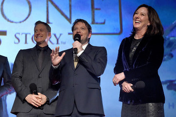 Kathleen Kennedy Exclusive Screening Of Lucasfilm's 'Rogue One: A Star Wars Story'