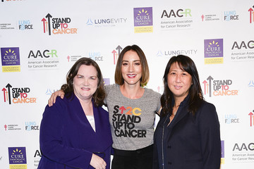 Kathleen Lobb Stand Up To Cancer Launches 'Cancer Interception' Initiative