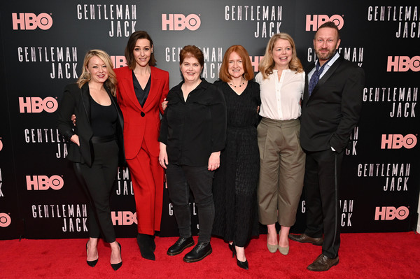 'Gentleman Jack' New York Premiere