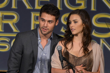 Kathryn McCormick Hollywood Foreign Press Association's 2012 Installation Luncheon - Presentation Of Grants