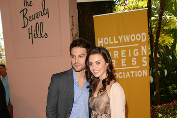 Kathryn McCormick Hollywood Foreign Press Association's 2012 Installation Luncheon - Arrivals