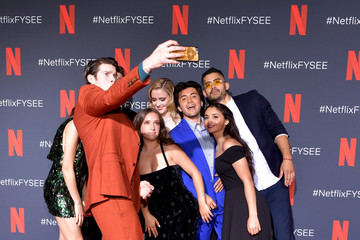 Kathryn Newton Netflix FYSEE 'Prom Night' Reception