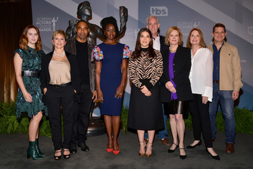 Kathy Connell Elizabeth McLaughlin 26th Annual Screen Actors Guild Awards Nominations Announcement