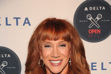 Kathy Griffin The Delta Open Mic with Serena Williams