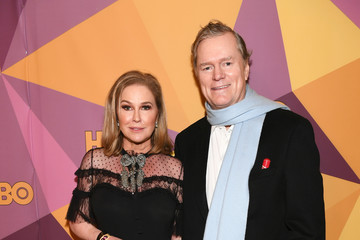 Kathy Hilton HBO's Official Golden Globe Awards After Party - Red Carpet