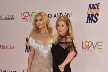 Kathy Hilton 24th Annual Race To Erase MS Gala - Arrivals