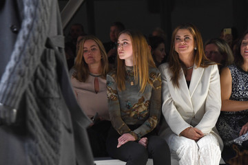 Kathy Ireland Badgley Mischka - Front Row - February 2019 - New York Fashion Week: The Shows