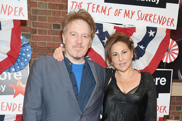 Kathy Najimy Award-Winning Filmmaker Michael Mayer Celebrates His Broadway Opening Night in 'The Terms of My Surrender'