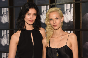 Kati Nescher 'Patrick Demarchelier' Special Exhibition Preview to Celebrate NYFW: The Shows Spring 2016 - Arrivals
