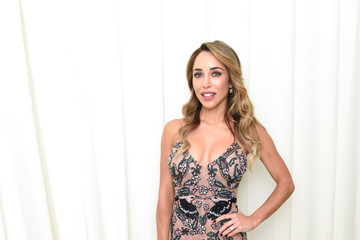 Katia Francesconi 26th Annual Elton John AIDS Foundation Academy Awards Viewing Party With Cocktails by Clase Azul Tequila