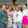 Katie Amato Hamptons Magazine Hosts A Sunday Supper Celebrating The Launch Of Hamptons Entertaining: A Collection Of Summer Recipes From Geoffrey Zakarian & Friends Presented By Chateau D'Esclans And Christofle