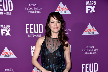 Katie Aselton Premiere of FX Network's 'Feud: Bette and Joan' - Arrivals