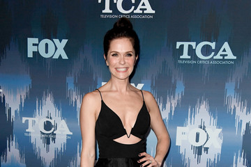 Katie Aselton 2017 Winter TCA Tour - FOX All-Star Party - Arrivals