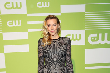 Katie Cassidy The CW Network's New York 2015 Upfront Presentation