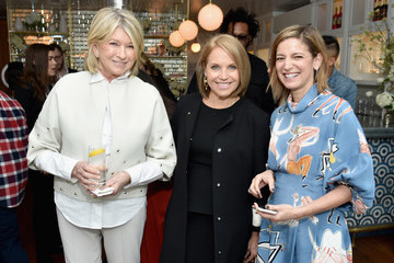 Katie Couric Cindi Leive Glamour and L'Oreal Paris Celebrate 2017 College Women of the Year