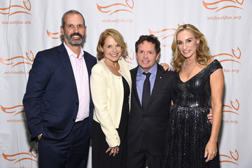 Katie Couric John Molner 2019 A Funny Thing Happened On The Way To Cure Parkinson's - Arrivals