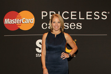 Katie Couric MasterCard Starts a 'Priceless Conversation' to Support Stand Up to Cancer With Katie Couric