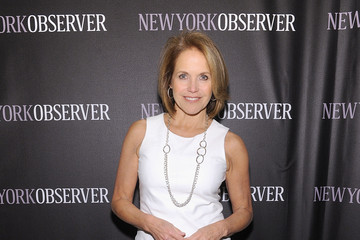 Katie Couric The New York Observer Re-Launch Event