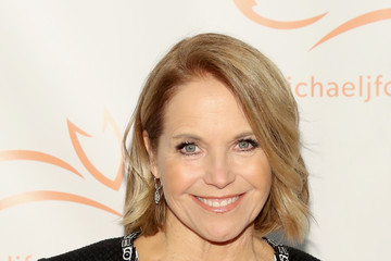 Katie Couric A Funny Thing Happened On The Way To Cure Parkinson's Benefiting The Michael J. Fox Foundation - Arrivals