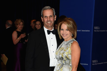 Katie Couric 101st Annual White House Correspondents' Association Dinner - Inside Arrivals