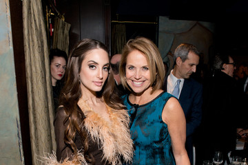 Katie Couric Alexa Ray Joel Performs in NYC
