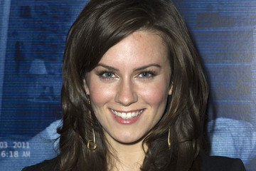 "Katie Featherston ""Paranormal Activity 4"" London Screening"