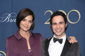 Katie Holmes Brooks Brothers Bicentennial Celebration At Jazz At Lincoln Center, New York City