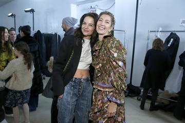 Katie Holmes Ulla Johnson - Front Row - February 2020 - New York Fashion Week: The Shows