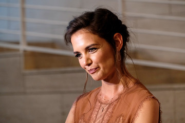Katie Holmes Premiere of Reelz's 'The Kennedys After Camelot' - Arrivals