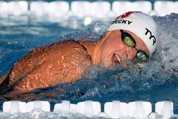 Katie Ledecky Phillips 66 National Swimming Championships