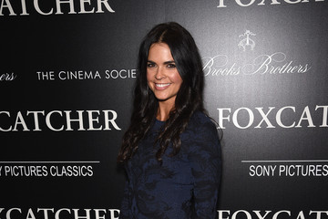 Katie Lee 'Foxcatcher' Screening in NYC