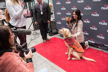 Katie Lee Food Network & Cooking Channel New York City Wine & Food Festival Presented By Capital One – Nulo Pet Food's Yappie Hour Hosted By Katie Lee