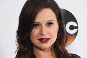 Katie Lowes Disney ABC Television Group Winter TCA Press Tour