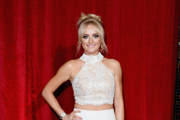 Katie McGlynn British Soap Awards 2016 - Red Carpet - Arrivals
