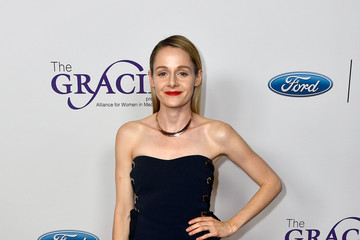 Katie O'brien 43rd Annual Gracie Awards - Arrivals