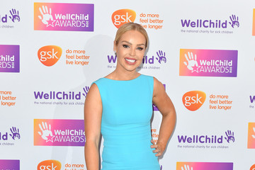 Katie Piper The Duke And Duchess Of Sussex Attend The WellChild Awards