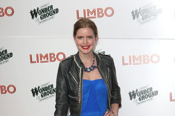 Katie Readman Arrivals at the Press Night for 'Limbo'