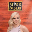 Katie Rose Clarke 'Miss Saigon' Broadway Opening Night - After Party