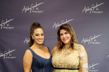 Katie Sturino Ashley Graham x Marina Rinaldi SS18 Denim Capsule Collection Launch