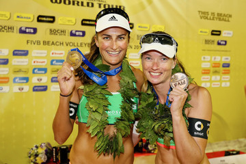 Katrin Holtwick FIVB Sochi Open presented by VTB - Day 6