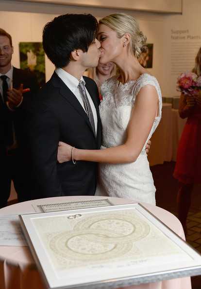 Katrina Bowden And Ben Jorgensen Wedding At Brooklyn ...