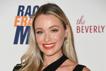 Katrina Bowden 25th Annual Race To Erase MS Gala - Arrivals