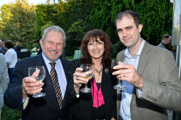 Farewell Cocktail Reception For The British Consul-General Dame Barbara Hay