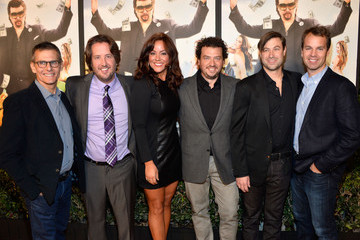 """Katy Mixon Steve Little Premiere Of HBO's Final Season Of """"Eastbound And Down"""" - Red Carpet"""