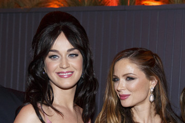 Katy Perry The Weinstein Company and Netflix Golden Globe Party- Inside