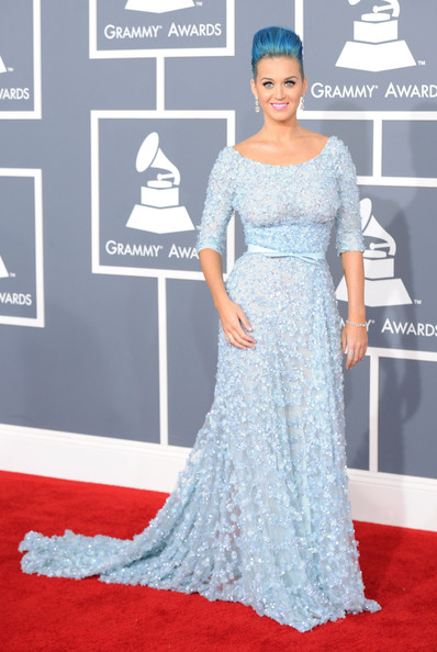 Katy Perry - The 54th Annual GRAMMY Awards - Arrivals
